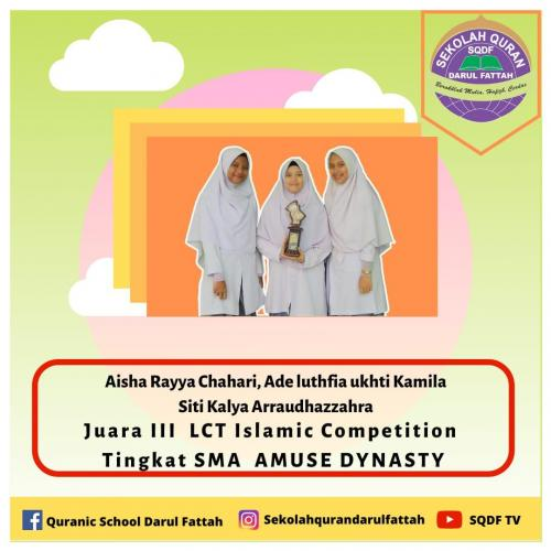 LCT MHQ Islamic Competition